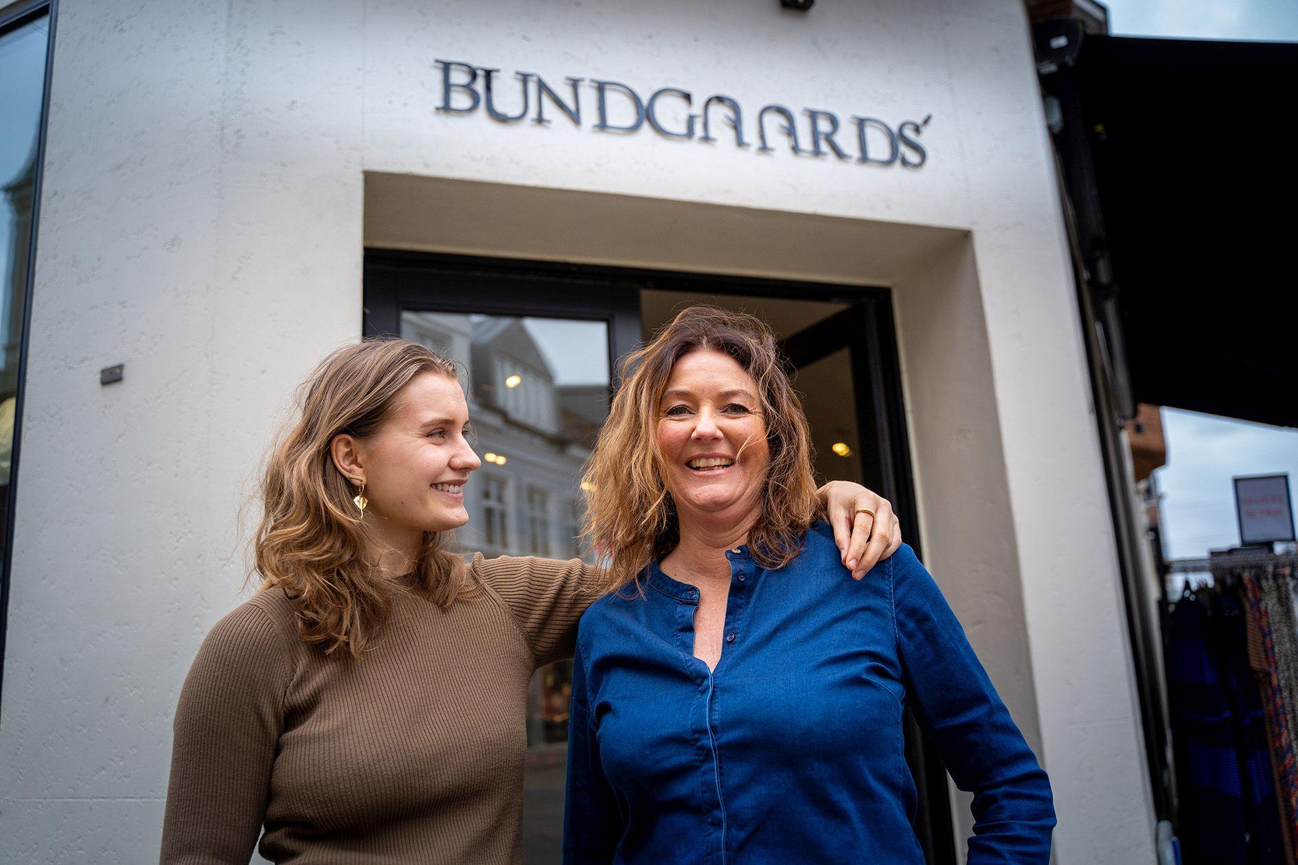 BEDSTE KVINDESHOPPING BUNDGAARDS'