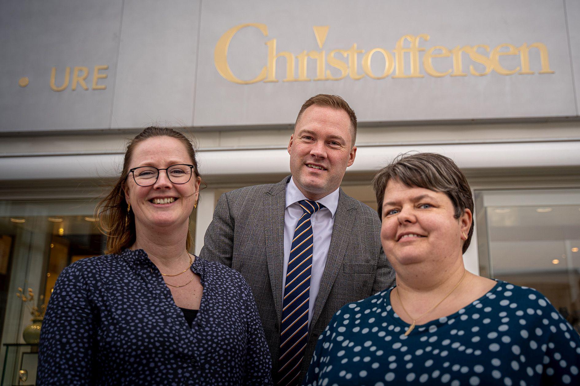BEDSTE KVINDESHOPPING CHRISTOFFERSEN